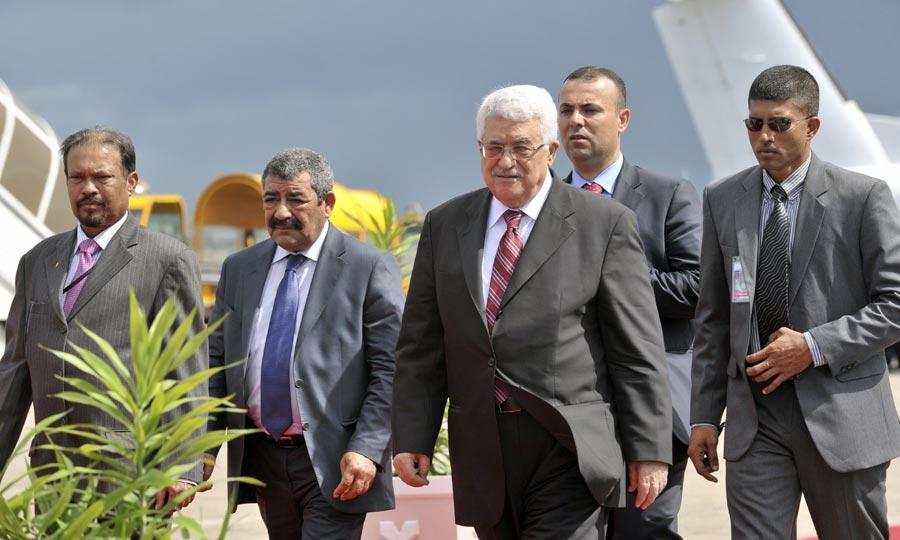 «L'Autorité palestinienne poursuivra sa stratégie concernant les démarches à l'Assemblée générale, au Conseil de sécurité et dans les autres instances de l'Onu». (Photo : AFP)