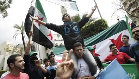 Médiation entre l'opposition et Assad