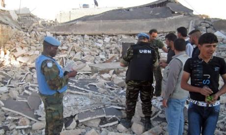 Nouveau massacre à Homs