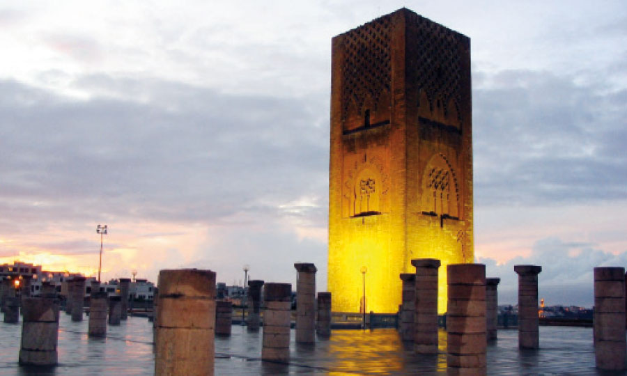 Rabat : ses atouts restent ses monuments et ses espaces verdoyants.