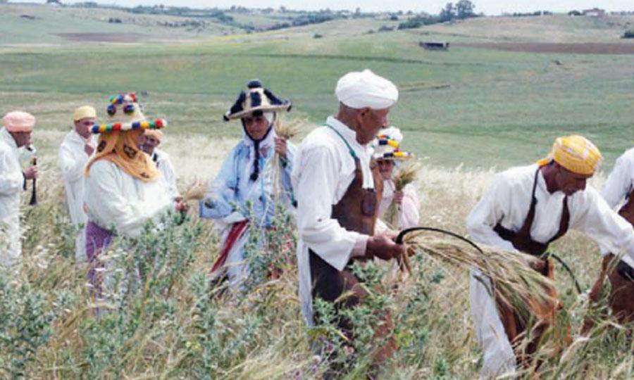 Le festival Mata: un hymne à la fin des moissons