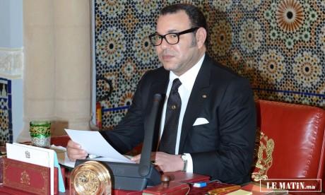 S.M. le Roi Mohammed VI préside un Conseil des ministres