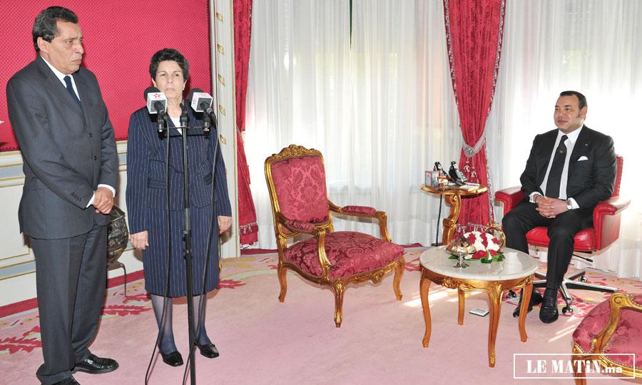 Sa Majesté le Roi Mohammed VI a nommée  Mme Amina Lamrini El Ouahabi Présidente du Conseil supérieur de la communication audiovisuelle et M. Jamal Eddine Naji DG de la communication audiovisuelle