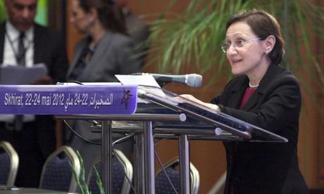 Hommage à SAR la Princesse Lalla Meryem