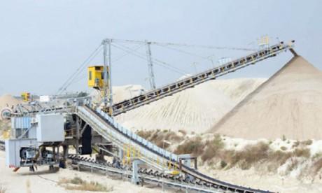 Le Maroc se dote de la plus grande laverie des phosphates dans le monde