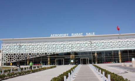 Le nouveau terminal de l'aéroport  Rabat-Salé aux normes internationales
