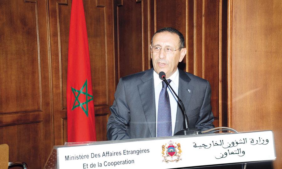 Renforcement des relations de coopération bilatérale