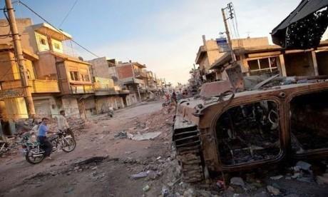 «Impératif d'avoir un cessez-le-feu en Syrie»