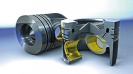 De l'aluminium pour moteurs diesel à forte puissance