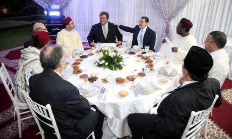 El Otmani offre un Iftar en l'honneur des ambassadeurs