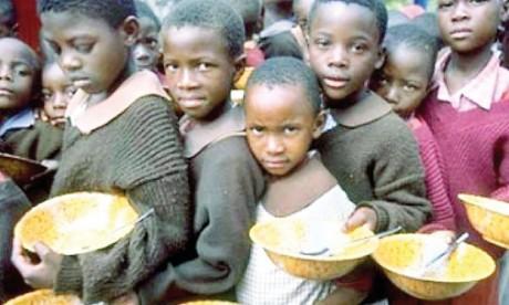 240 000 repas au profit des enfants dans le besoin