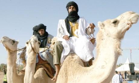 La mer, le désert et la culture en partage