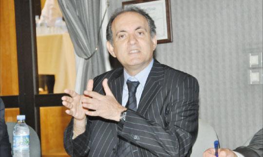 Abderrafia Zouiten, directeur général exécutif de la RAM.