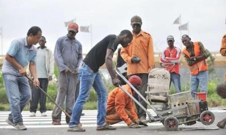 Kinshasa en pleine mue pour le sommet