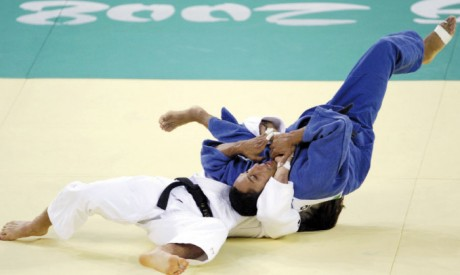 Trois médailles d'or pour le Maroc