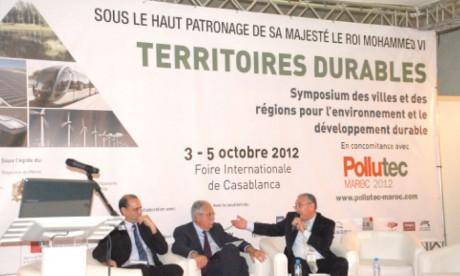 Débat sur les territoires durables
