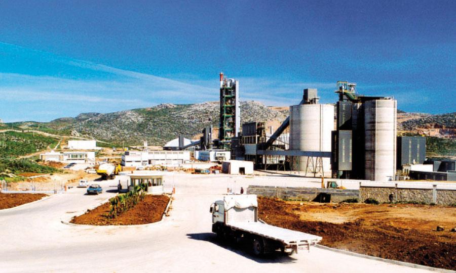 Le Petcoke (coke de pétrole) constitue 20 à 30% des achats des cimenteries.