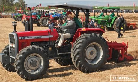 Une volonté royale affirmée de placer la campagne agricole 2012-2013  sous le signe de la solidarité
