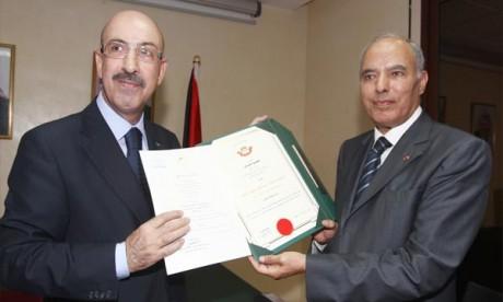 Hommage posthume à Abdelkebir Alaoui M'Daghri