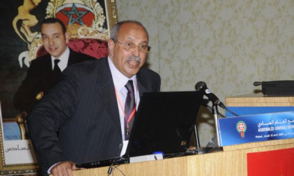 Doumou proclamé président,  El Guertili conteste
