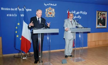 Paris et Rabat donnent une nouvelle impulsion à leurs relations politiques, économiques  et culturelles