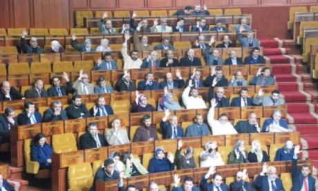 Adoption du projet de loi de Finances 2013 par 117 voix contre 48