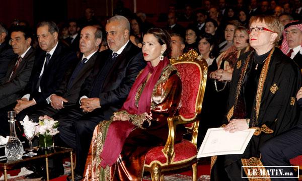Son Altesse Royale la Princesse Lalla Meryem a présidé à Rabat la cérémonie d'ouverture