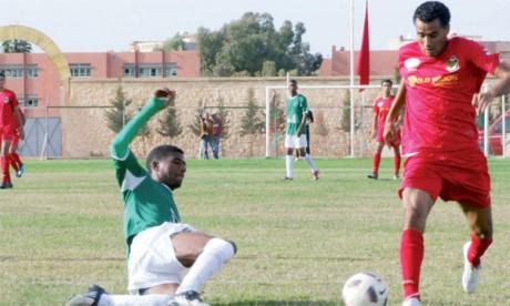 Chabab Houara et Renaissance Martil, champions d'automne