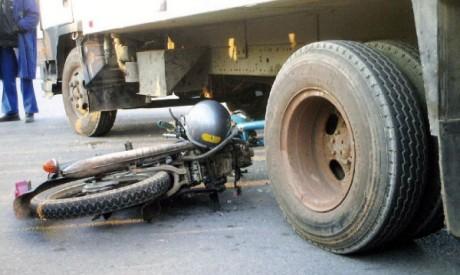 Le manque d'infrastructures accentue l'insécurité routière