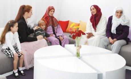 Le peuple marocain célèbre jeudi le sixième  anniversaire de S.A.R. la Princesse Lalla Khadija