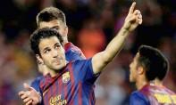 Le Barça avec Fabregas, le Real avec Varane et Higuain