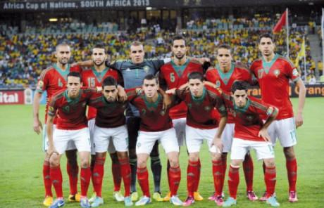 Le Maroc toujours 74e