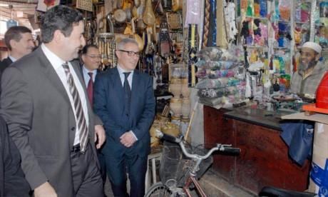 «Circuits touristiques intégrant l'artisanat»