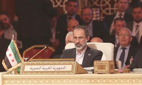 Les pays arabes proclament leur droit