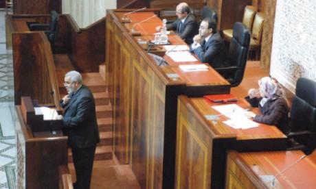 Le Plan législatif du gouvernement  ne sera pas discuté en séance plénière