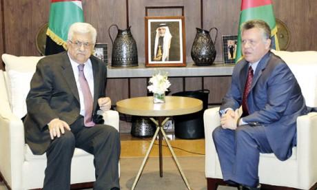 Accord jordano- palestinien pour  la défense d'Al-Qods