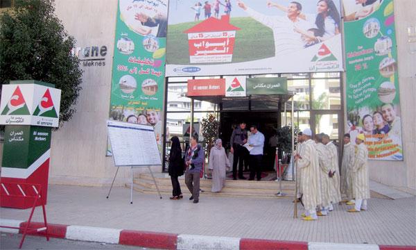 L'année 2012 a connu l'achèvement des travaux de la Tranche7  de la ville de Tamansourt.