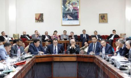 Les parlementaires condamnent à l'unisson la tentative visant la modification des compétences de la Minurso