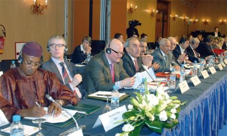 Le Maroc joue un rôle pionnier pour relever  les défis sécuritaires que connaissent l'Afrique  et la région méditerranéenne