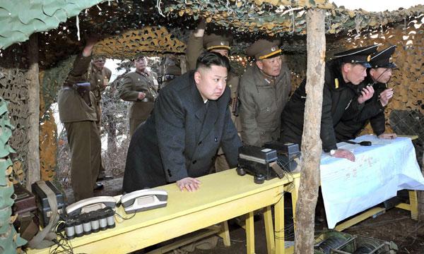 L'état-major général de l'armée nord-coréenne a déclaré dans la nuit de mercredi à jeudi informer officiellement Washington que les Américains seront «écrasés» par des «moyens de frappe nucléaire».