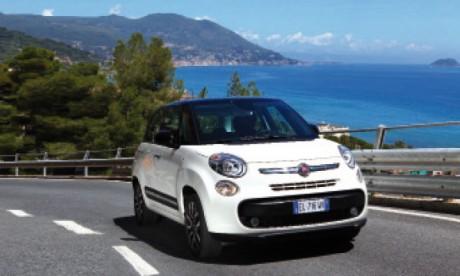 Fiat500  fait des petits «grands»