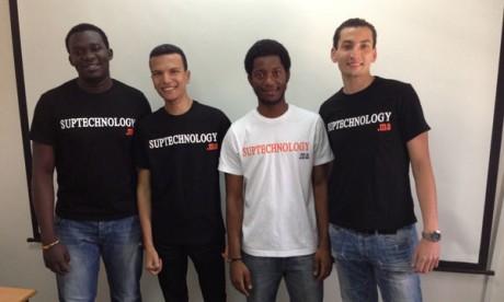 Des étudiants  marocains remportent l'Imagine Cup 2013