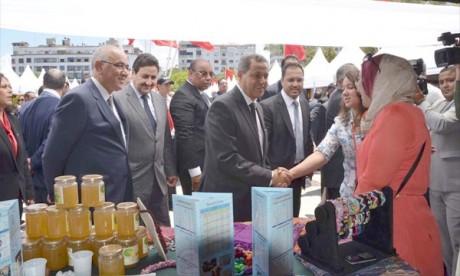 Le 2e village national inauguré à Casablanca