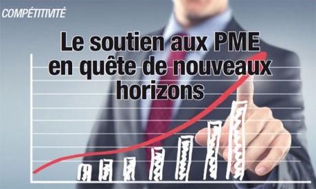 Le soutien aux PME  en quête de nouveaux  horizons