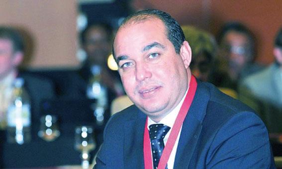 Mohamed Ouzzine.
