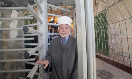 Le mufti d'Al-Qods libéré
