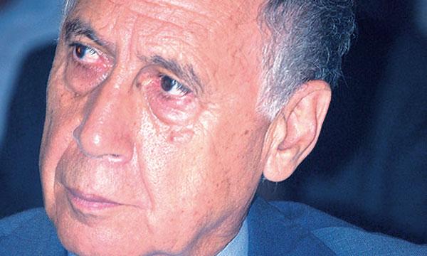Taieb Chkili, membre résident de l'Académie Hassan II des sciences et techniques