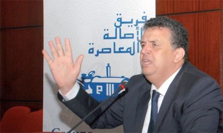 «Nous voulons un équilibre entre l'opposition et la majorité»
