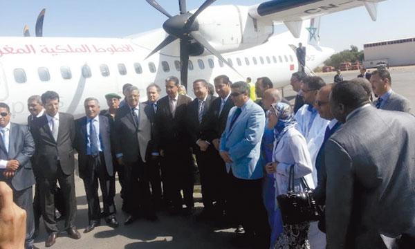 Royal Air Maroc investit 87,5 MDH pour développer les routes aériennes vers le Sud