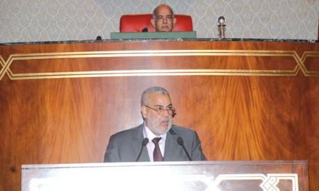 Benkirane se met à dos les parlementaires  de la deuxième Chambres également